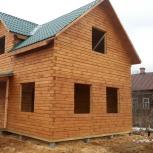 Строительство комфортных домов из бруса, Новосибирск