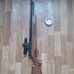 Продам пневматическую винтовку Gun, Новосибирск