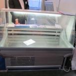 Среднетемпературная холодильная витрина с подтоварником темп ( 0...+7), Новосибирск