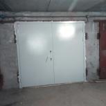 Ворота гаражные цельногнутые теплые. Ваш размер, Новосибирск