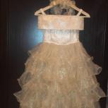 Продам платье на девочку, Новосибирск