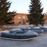 Ремонт надувных лодок, Новосибирск