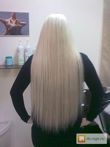 Наращивание волос цена новосибирск