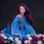 Авторская кукла / мастер-класс/  статичная , шарнирная, Новосибирск