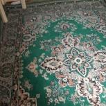 Продам  шерстяной ковер, Новосибирск