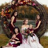 оформление свадеб и выездных регистраций, Новосибирск