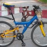 """продам подростковый горный велосипед 24"""", Новосибирск"""