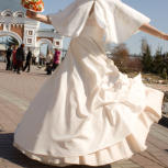 Свадебное платье без корсета и колец!, Новосибирск