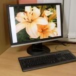 Продам монитор LCD ViewSonic VA22, Новосибирск