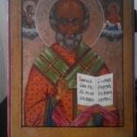 реставрация икон, картин, Новосибирск