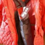 Продам костюм комбинезон новый штаны на лямках и куртка стегфирма крош, Новосибирск