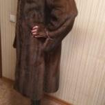 Продам норковую шубу б/у в хорошем состоянии, Новосибирск