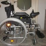 Инвалидная коляска электропривод, Новосибирск