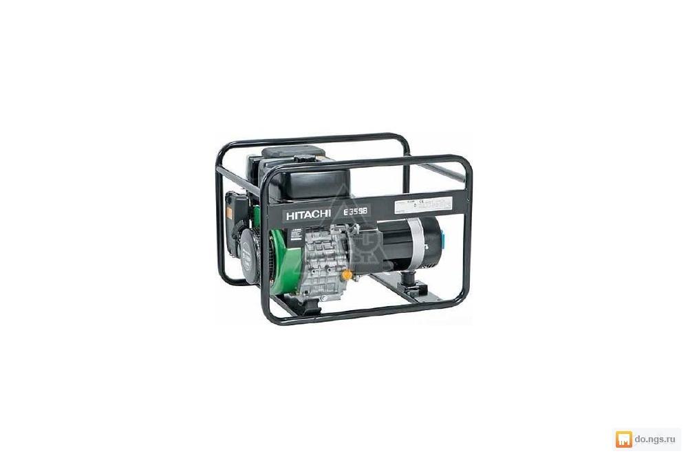 Бензиновый генератор хитачи бу стабилизатор напряжения бастион цена