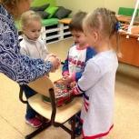 Комплексные развивающие занятия для детей 3-4 лет, Новосибирск