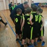 Баскетбол, Новосибирск