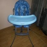 продам стульчик для кормления BABYTON, почти новый, Новосибирск