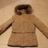 Демисезонная куртка с капюшоном, Новосибирск