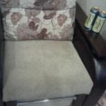продам угловой диван расклодной ткань велюр, Новосибирск
