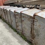 Ящик каменщика / банки для раствора 0,33 м3, Новосибирск