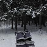 Продам санки для двойни, Новосибирск