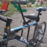 Велокресло переднее «Маруся», Новосибирск