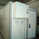 Холодильная камера Polair с низкотемпературным моноблоком б/у, Новосибирск