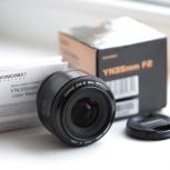 Объектив Yongnuo YN 35mm f/2 для Canon EF, Новосибирск
