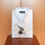 Новая мужская белая рубашка размер XL, Новосибирск