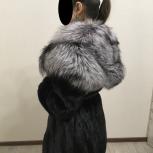 Шикарная норковая шуба(куплена за 170 тр) Торг, Новосибирск