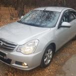 Аренда/выкуп Nissan Almera 2014 г. АКПП, Новосибирск