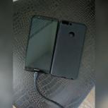 Телефон Huawei P smart (черный), Новосибирск