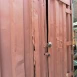 Продам контейнер 5 тонн, Новосибирск