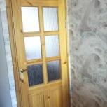 Продам деревянные двери 80/200, Новосибирск