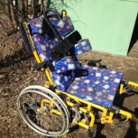 Отдам инвалидную коляску, Новосибирск