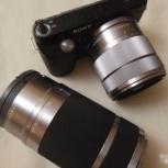 Объектив Sony NEX-F3 double kit, Новосибирск