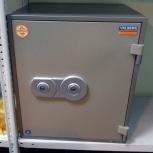 Огнестойкий сейф VALBERG FRS-51, Новосибирск