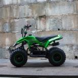 Детский квадроцикл ATV-BOT GT50-R зеленый, Новосибирск