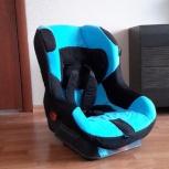 Продам автомобильное кресло INFINITY  на 9 - 18 кг, Новосибирск