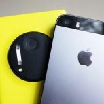 Куплю iPhone или Lumia, Новосибирск