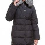 Пуховик-пальто Alyaska с чернобуркой Новое, Новосибирск