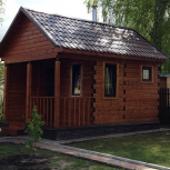 Строим дома, дачи, бани. Гарантия от 3-х лет., Новосибирск