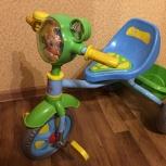 Велосипед трехколёсный, Новосибирск