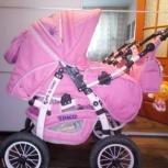 Продам коляску-трансформер в отличном состоянии!!!(польша), Новосибирск