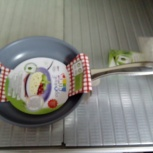 Продам сковороду  GreenPan  белого цвета 20 см. Недорого., Новосибирск