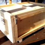 Ящик из фанеры НА ЗАКАЗ для хранения и транспортировки, Новосибирск