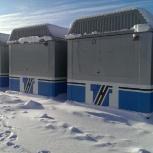 ДКС дожимная компрессорная станция, Новосибирск