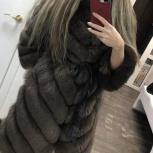 Продам шубу из блюфроста(песец) Срочно !, Новосибирск