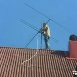 Установка спутниковых и эфирных антенн в Новосибирске., Новосибирск