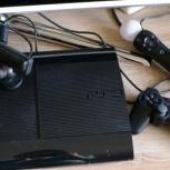 Sony PlayStation 3 500Gb, мув и камера прилагаются, Новосибирск